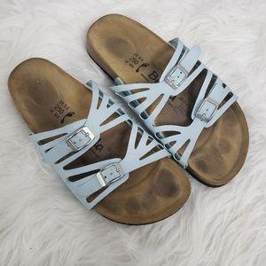 Birkenstock Betula Granada Light Blue Sandals